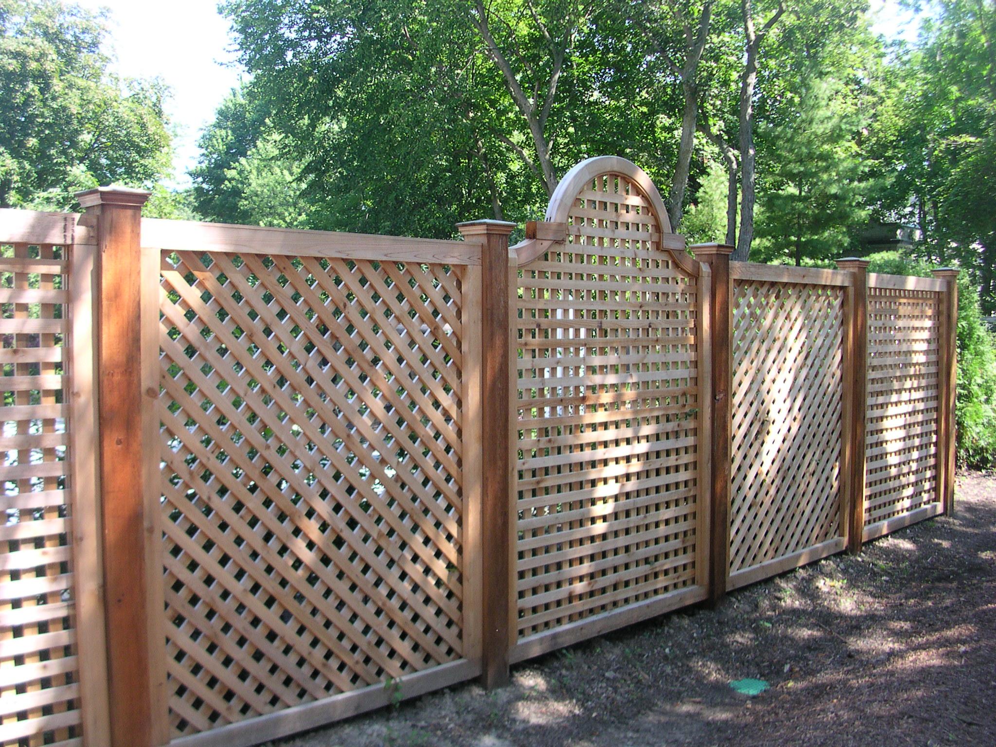 Project Idea: Wood Lattice Ideas
